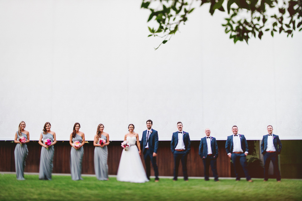 GoMA Brisbane Wedding Photographer - 9