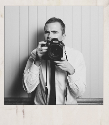 Nick Evans Photo – Brisbane Wedding Photographer bio picture